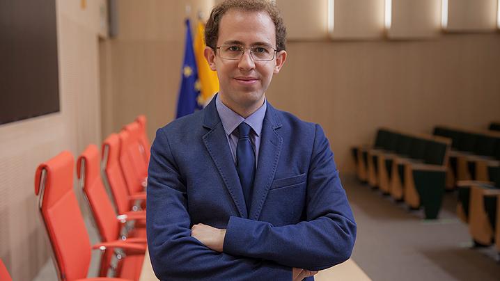 Carlos Blanco conferenciante