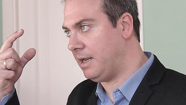 Félix Torán explicando